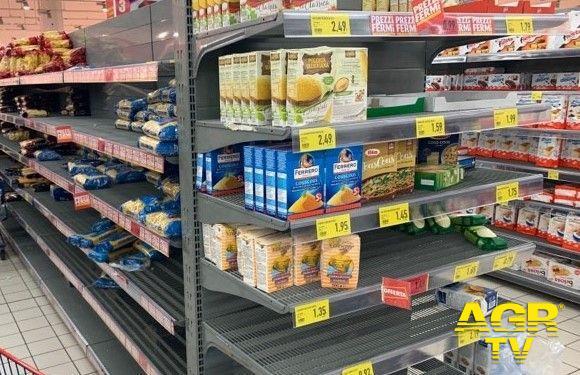 Pomezia riapertura Supermercato