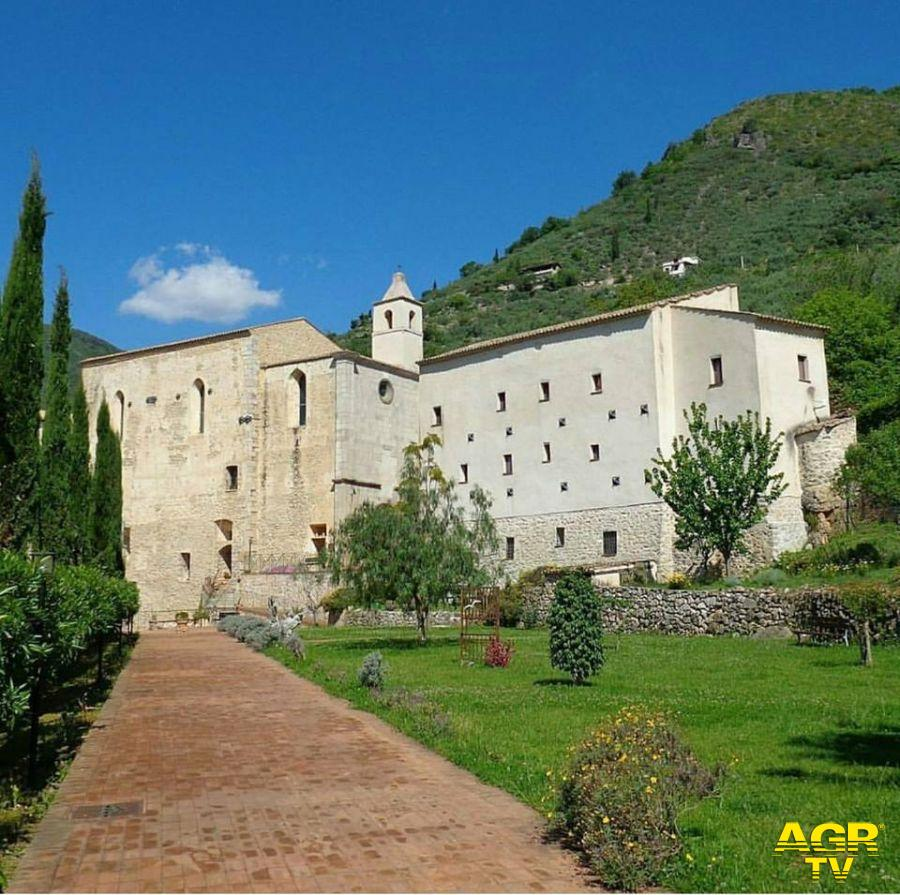 Monastero San Magno, a Fondi