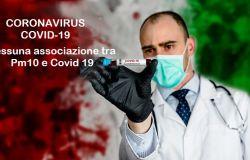 Milano, Coronavirus: Catteneo: nessuna associazione tra Pm10 e Covid 19