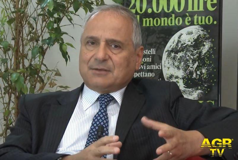 Filippo Capellupo, Presidente nazionale dell'Associazione Italiana Alberghi per la Gioventù
