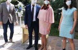 M5S – X Municipio: Coronavirus - Ricci, continuano i matrimoni civili nella sala azzurra, un segno di speranza