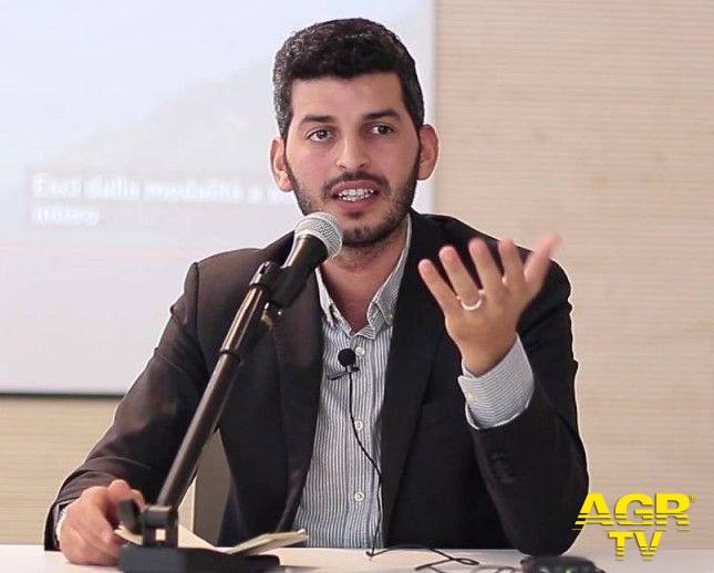 Yassine Lafram, presidente dell'Unione delle Comunita Islamiche d'Italia
