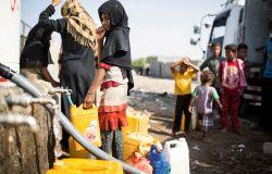 Domani il 5° anniversario della guerra in Yemen, emergenza idrica per milioni di persone. Un bambino su cinque soffre di malnutrizione