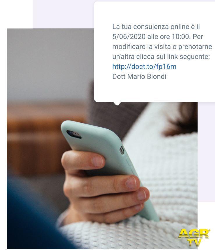 """MioDottore, al via il progetto """"consulenza online"""""""