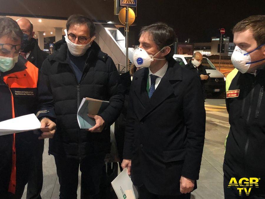 Vicepresidente Sala:grazie ai medici venuti in Lombardia per aiutarci
