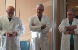 Covid-19, dimesso dall'Ospedale di Chieti paziente trattato con farmaco sperimentale