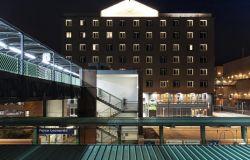 Fiumicino, croceristi positivi al virus in hotel al Parco Leonardo