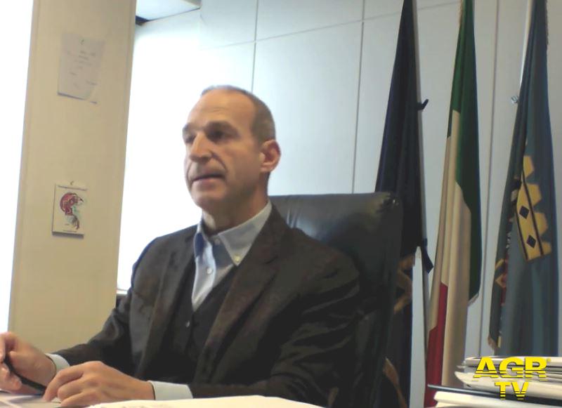 Claudio Di Berardino assessore al Lavoro e alla Formazione della regione Lazio