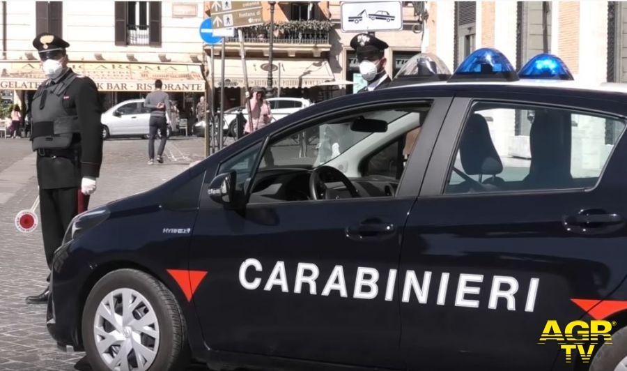 rapina ad Ostia ponente, arrestati tre uomini dai Carabinieri della locale Stazione di Ostia