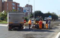 Ostia, asfaltatura strade, si allungano i tempi dell'intervento