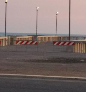 Ostia, spiagge e pinete off limits sino al 13 aprile