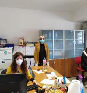 Fiumicino, assediati gli uffici da richieste di aiuto