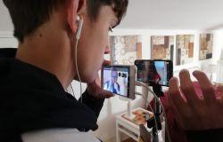 Il cinema non si ferma, un documentario interamente girato con il cellulare