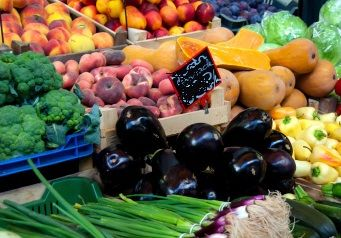 Pasqua, prezzi in su per frutta e verdura