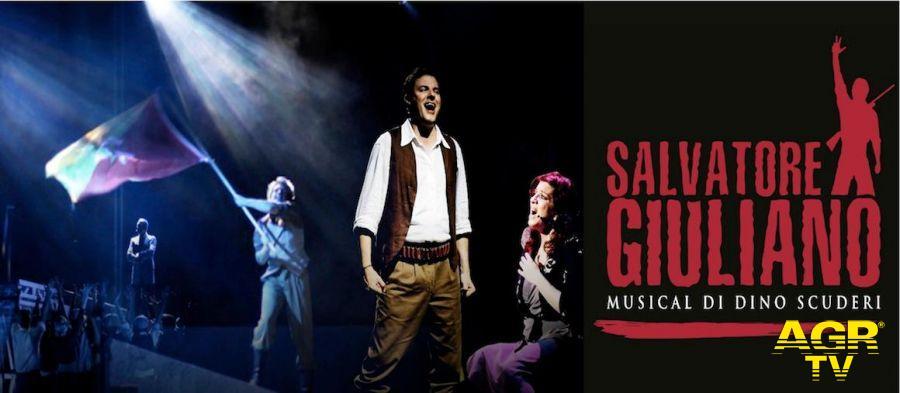 Pasquetta, diretta streaming del Musical Salvatore Giuliano