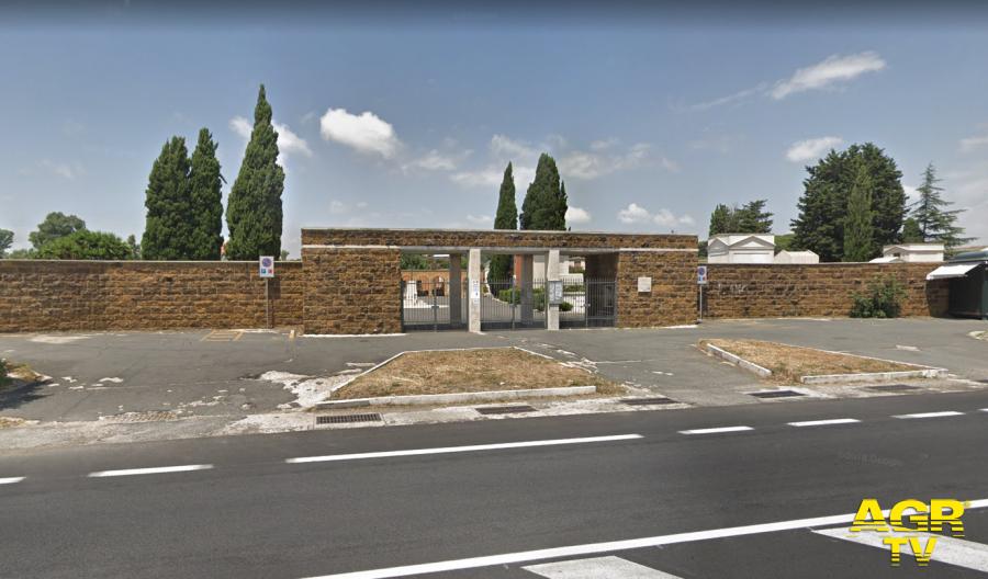 Fiumicino, proposta della Lega: riapriamo i cimiteri