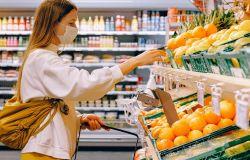 Frutta più cara nel carrello della spesa