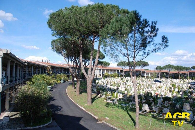PD AMA, a Roma cimiteri senza controllo