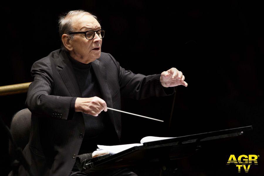 maestro Ennio Moricone