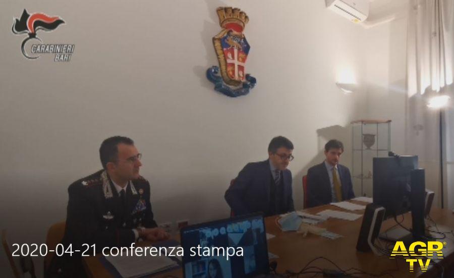 Arrestato dai Carabinieri del Comando Provinciale di Bari, coadiuvati da quelli del Comando Provinciale di Lecce il latitante M. G. di Andria