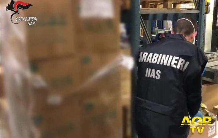 Carabinieri, sequestrate  migliaia di mascherine irregolari