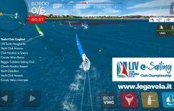 Vela, sessanta società e 180 velisti alla regata virtuale