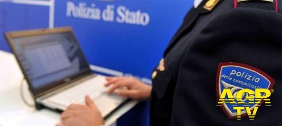Invece di lavorare in smart working, scaricava immagini pedopornografiche, arrestato dalla polizia postale