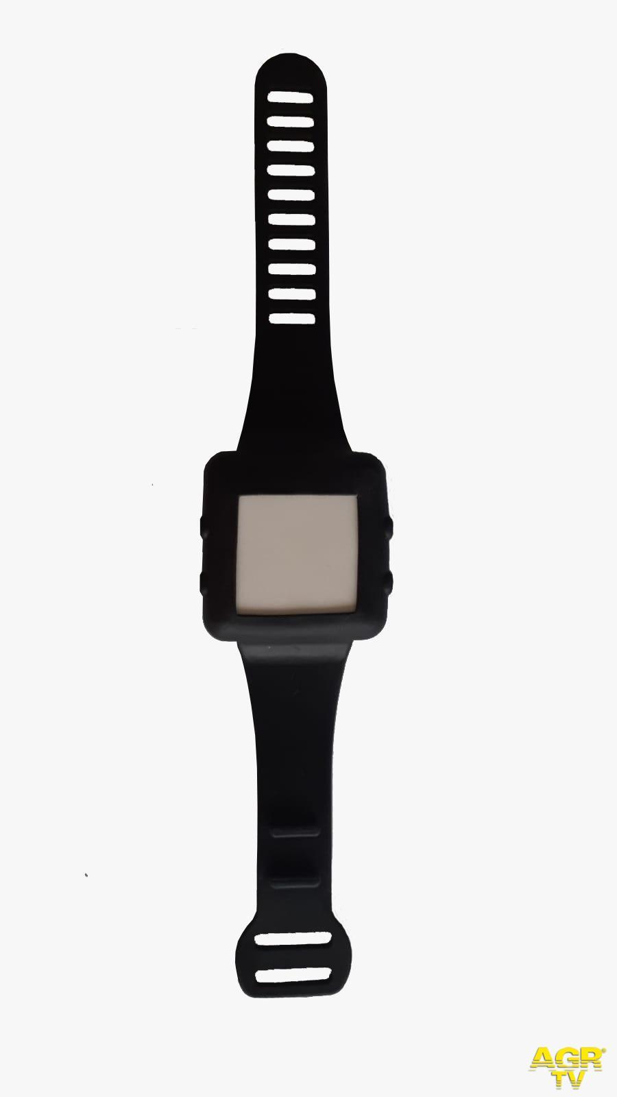 il prototipo del braccialetto