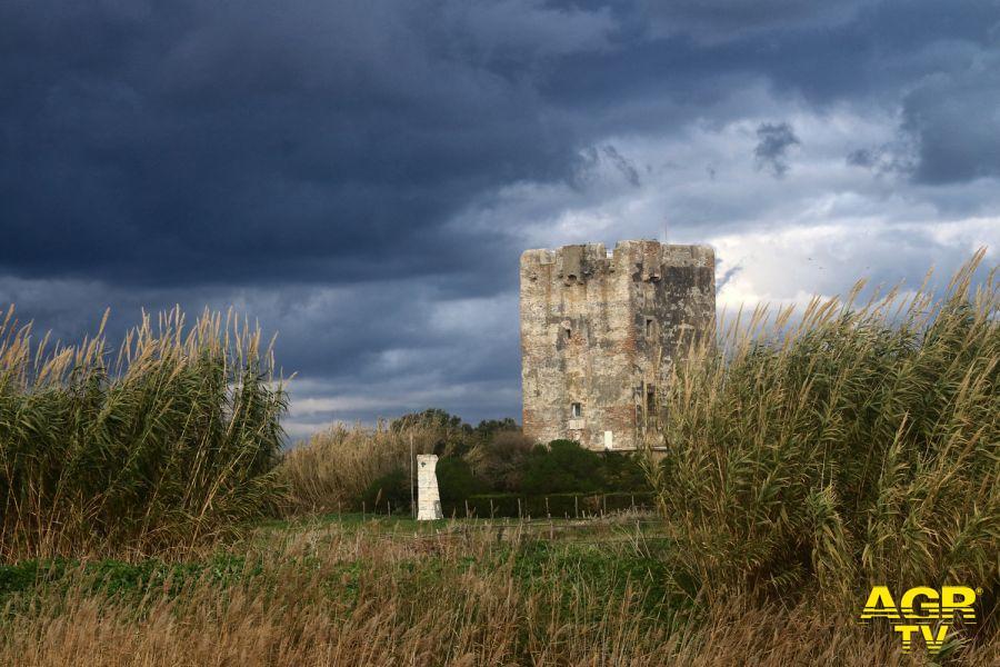 La Torre di Palidoro entra nella Lista Rossa