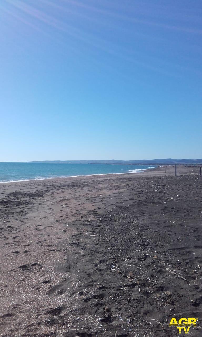 spiaggia Cerveteri