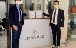 Centro Leonardo: arrestiamo il contagio con salviette disinfettanti
