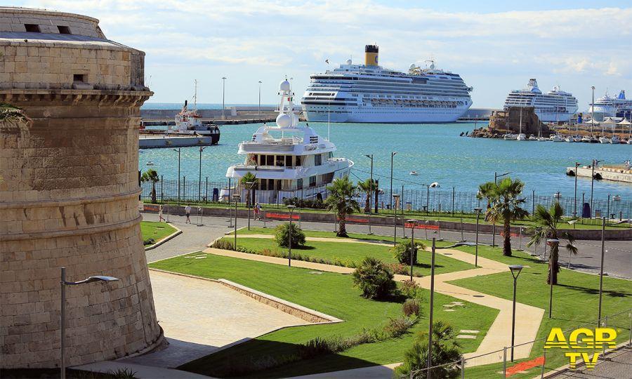 Civitavecchia,la crisi del porto mette a rischio il paese