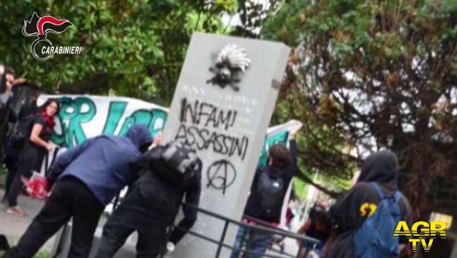 """Bologna, Indagine """"RITROVO"""", misura cautelare personale a carico di 12 persone."""