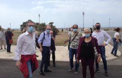 Ostia, protesta commercianti, subito un piano per promuovere il mare