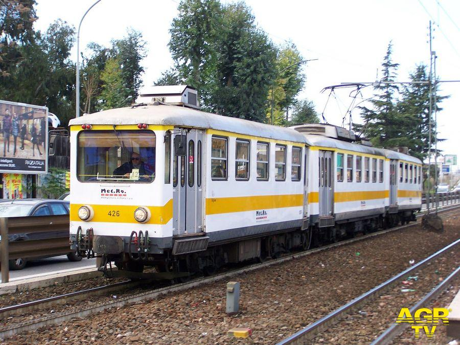 Riaprire la ferrovia Centocelle-Giardinetti a supporto della metro C
