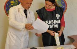 Carabinieri, sgominata banda, falsificavano: patenti e valori bollati