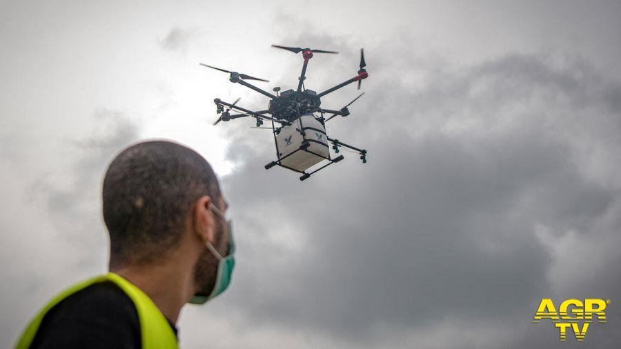 Il coronavirus ha contagiato anche il mercato dei droni