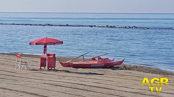 Fiumicino, la stagione balneare dal 29 maggio al 20 settembre