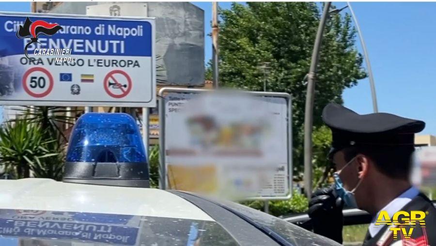 Marano di Napoli, sgominato clan camorristico