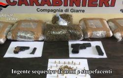 Carabinieri, operazione Jungo, contro il traffico di droga