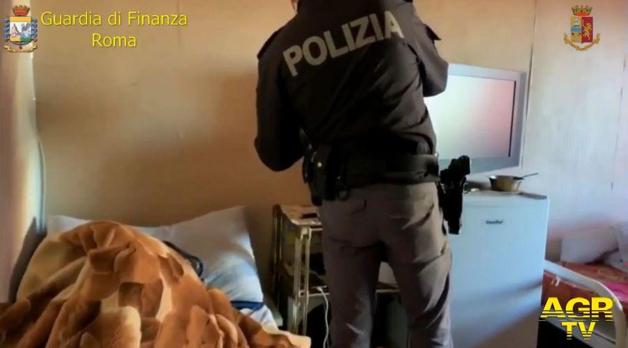 """Roma. Appartamento subaffittato """"in nero"""":"""