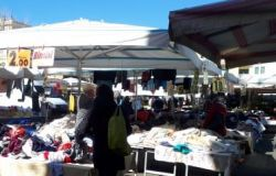 Pomezia, il mercato del sabato cambia casa, nuova viabilità e posti auto