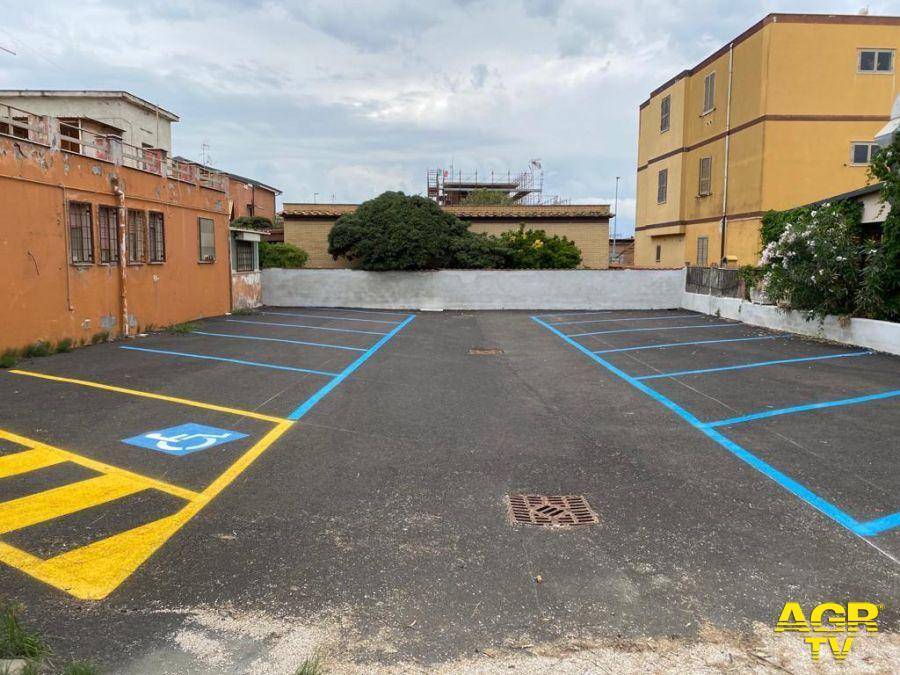 nuovi parcheggi