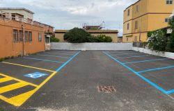 Fiumicino, più parcheggi sul lungomare