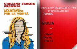 Manifesto per la verità: Federica Angeli presenta Giuliana Sgrena