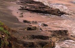 Fiumicino, allarme spiagge, avanza l'erosione