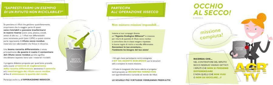 Fiumicino, licenza di riciclo premiazione online delle scuole