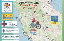 Da Ostia a Ravenna in bici per promuovere il litorale e le donazioni