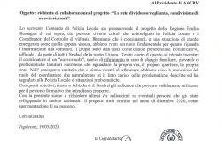 Sicurezza Partecipata - Nuovo progetto della Polizia Locale Unione Valnure Valchero