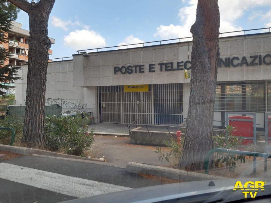ufficio postale san giorgio chiuso per ristrutturazione